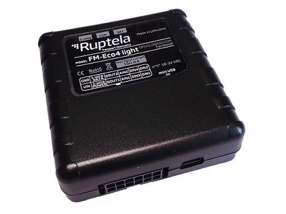 Навигационный контроллер Ruptela FM-Eco4 light